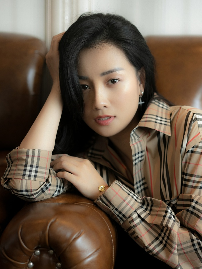 MC Quỳnh Chi lên tiếng về câu chuyện hẹn hò với 'người tình tin đồn' một thời: 'Tôi yêu những gì thuận theo tự nhiên' Ảnh 1