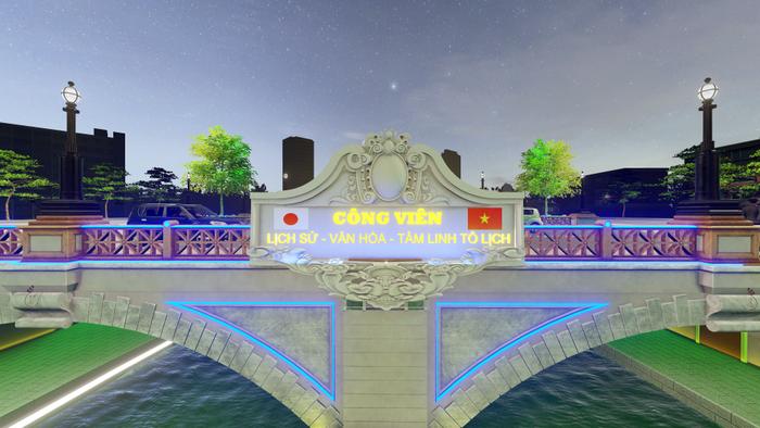 Đề xuất cải tạo sông Tô Lịch thành công viên Lịch sử-Văn hoá-Tâm linh bằng nguồn vốn từ Nhật Bản Ảnh 1