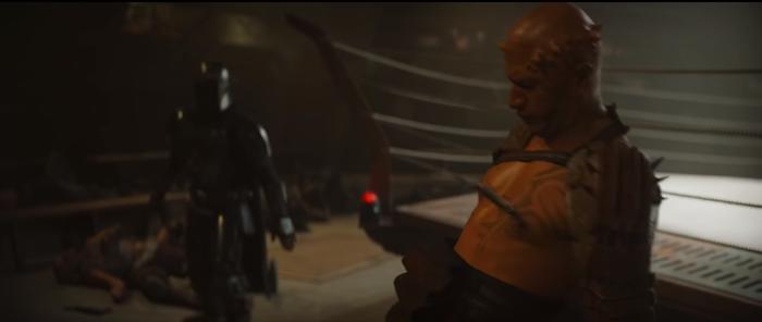 'The Mandalorian mùa 2' tung trailer chính thức: Din Djarin và Baby Yoda đối đầu với phe Jedi Ảnh 12