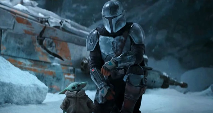 'The Mandalorian mùa 2' tung trailer chính thức: Din Djarin và Baby Yoda đối đầu với phe Jedi Ảnh 1
