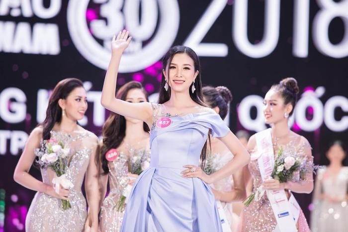 Tiểu Vy - Phương Nga - Thúy An thăng hạng nhan sắc sau 2 năm đăng quang Hoa hậu Việt Nam Ảnh 5