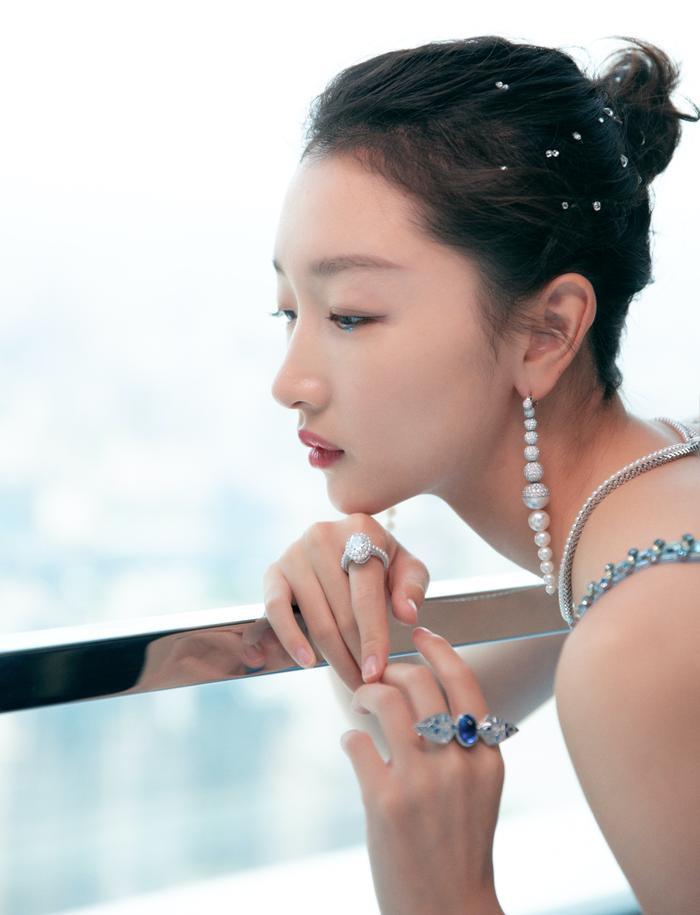 Châu Đông Vũ ra mắt được 10 năm: Người hâm mộ và cư dân mạng bày tỏ yêu thích diễn xuất tinh thâm của cô Ảnh 4