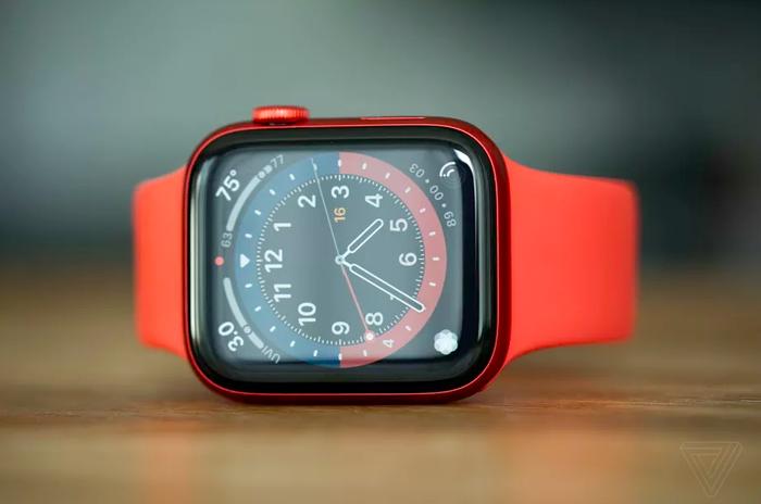 Cận cảnh Apple Watch Series 6 màu đỏ: Đẹp quá Apple ơi! Ảnh 3