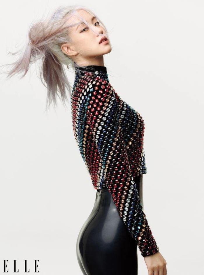 Dàn mỹ nhân BlackPink mang thời trang thanh lịch & cổ điển 'ngự trị' trên tạp chí Elle Mỹ Ảnh 7