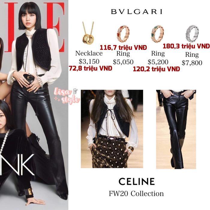 Dàn mỹ nhân BlackPink mang thời trang thanh lịch & cổ điển 'ngự trị' trên tạp chí Elle Mỹ Ảnh 11