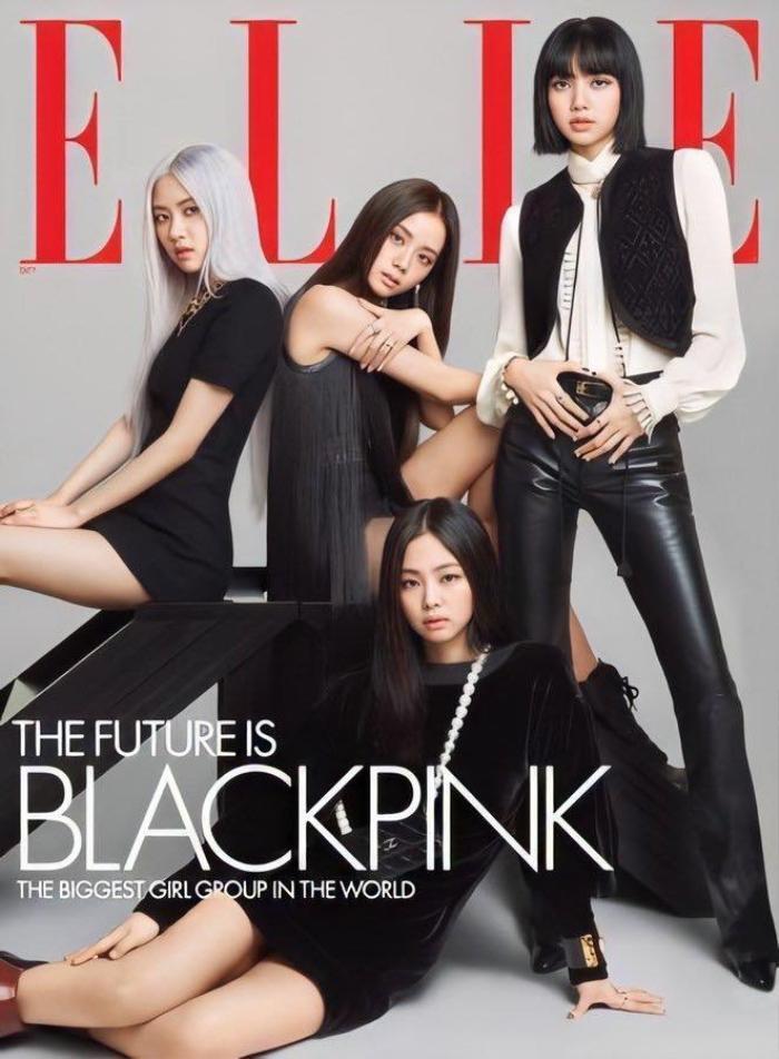 Dàn mỹ nhân BlackPink mang thời trang thanh lịch & cổ điển 'ngự trị' trên tạp chí Elle Mỹ Ảnh 1