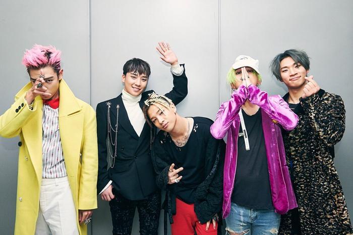 6 lý do BIGBANG vẫn là ông hoàng của Kpop Ảnh 1