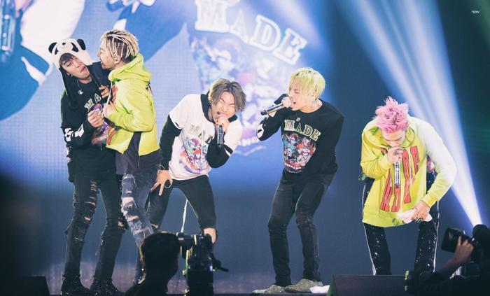6 lý do BIGBANG vẫn là ông hoàng của Kpop Ảnh 11