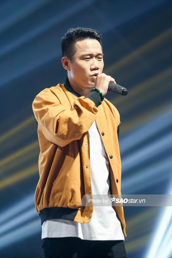 D.Blue làm mới hit V-Pop một thời 'Dòng thời gian' đối đầu cùng Rica tại King Of Rap Ảnh 4