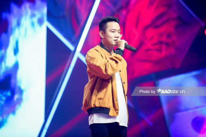 D.Blue làm mới hit V-Pop một thời 'Dòng thời gian' đối đầu cùng Rica tại King Of Rap Ảnh 1