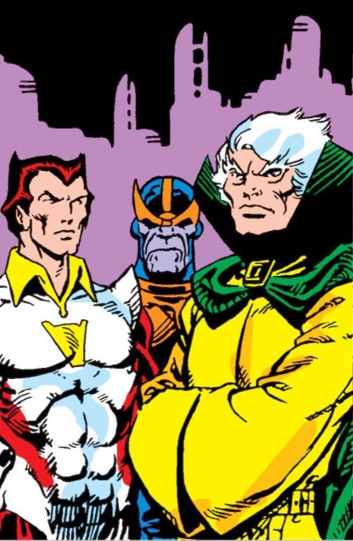 Marvel chính thức hồi sinh Thanos trong tháng 12 sắp tới Ảnh 5