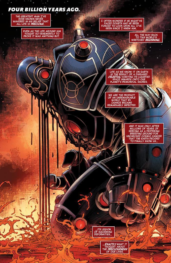 Marvel chính thức hồi sinh Thanos trong tháng 12 sắp tới Ảnh 2