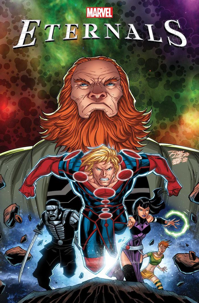 Marvel chính thức hồi sinh Thanos trong tháng 12 sắp tới Ảnh 3