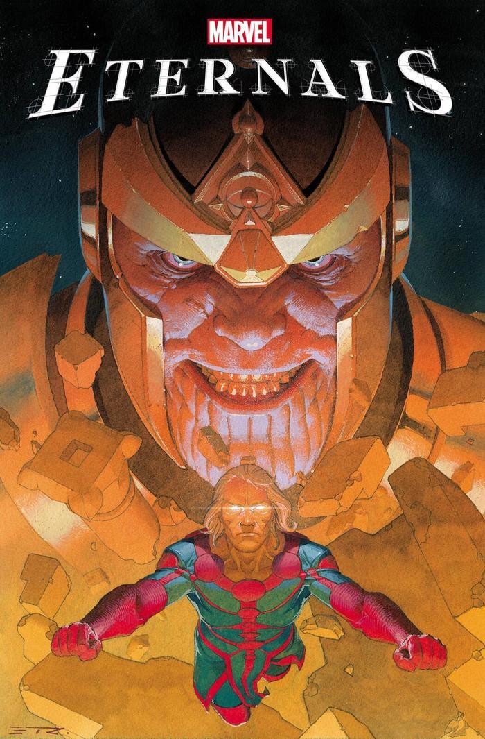 Marvel chính thức hồi sinh Thanos trong tháng 12 sắp tới Ảnh 4
