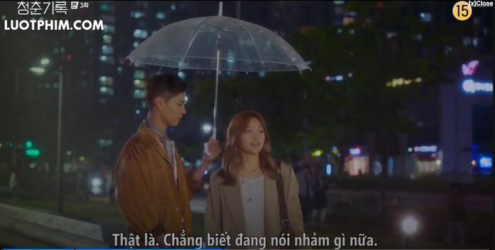 Ký sự thanh xuân tập 3: Park Bo Gum và Park So Dam chật vật vì cuộc sống, bế tắc tìm đam mê Ảnh 8