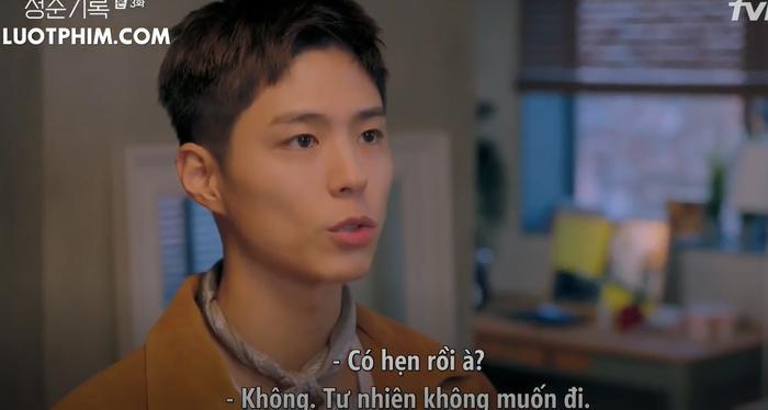 Ký sự thanh xuân tập 3: Park Bo Gum và Park So Dam chật vật vì cuộc sống, bế tắc tìm đam mê Ảnh 3