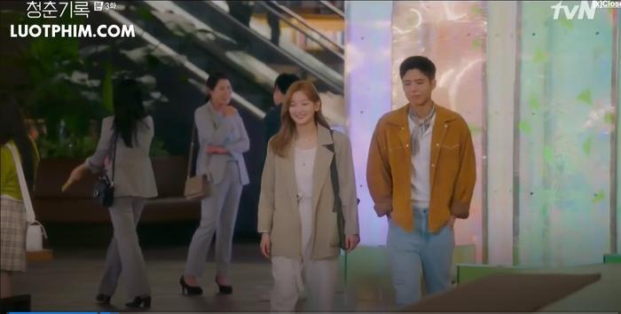 Ký sự thanh xuân tập 3: Park Bo Gum và Park So Dam chật vật vì cuộc sống, bế tắc tìm đam mê Ảnh 7