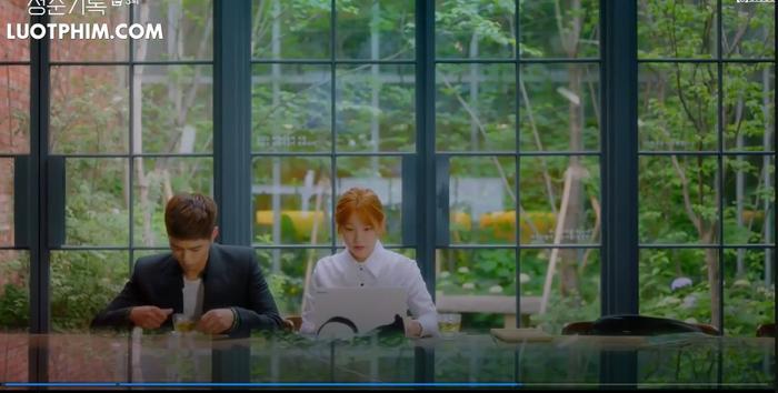 Ký sự thanh xuân tập 3: Park Bo Gum và Park So Dam chật vật vì cuộc sống, bế tắc tìm đam mê Ảnh 9