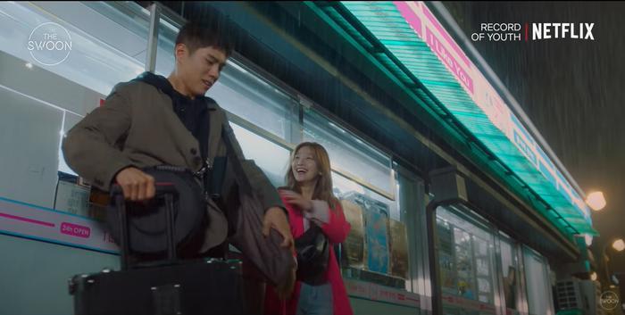 Ký sự thanh xuân tập 4: Cuộc đời tiếp tục thử thách Park Bo Gum nhận được vai diễn đầu đời lại là vai phản diện Ảnh 11