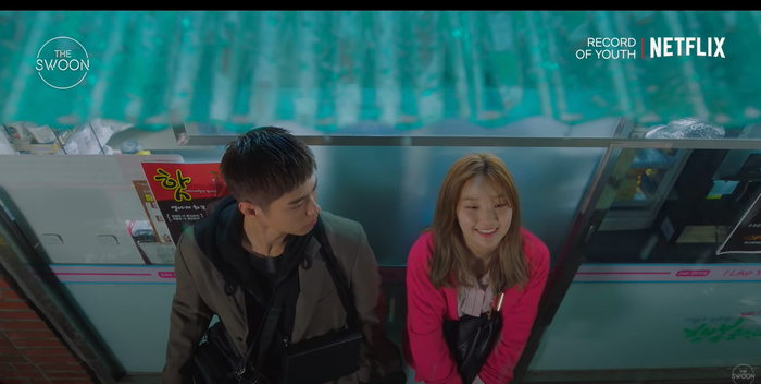 Ký sự thanh xuân tập 4: Cuộc đời tiếp tục thử thách Park Bo Gum nhận được vai diễn đầu đời lại là vai phản diện Ảnh 10