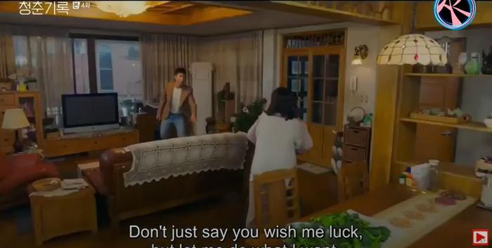 Ký sự thanh xuân tập 4: Cuộc đời tiếp tục thử thách Park Bo Gum nhận được vai diễn đầu đời lại là vai phản diện Ảnh 1