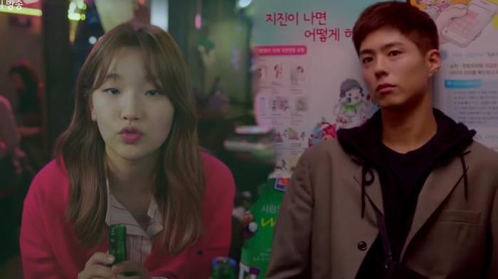 Ký sự thanh xuân tập 4: Cuộc đời tiếp tục thử thách Park Bo Gum nhận được vai diễn đầu đời lại là vai phản diện Ảnh 8