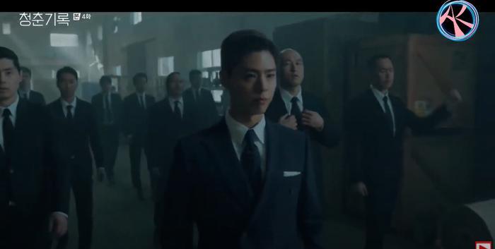 Ký sự thanh xuân tập 4: Cuộc đời tiếp tục thử thách Park Bo Gum nhận được vai diễn đầu đời lại là vai phản diện Ảnh 7