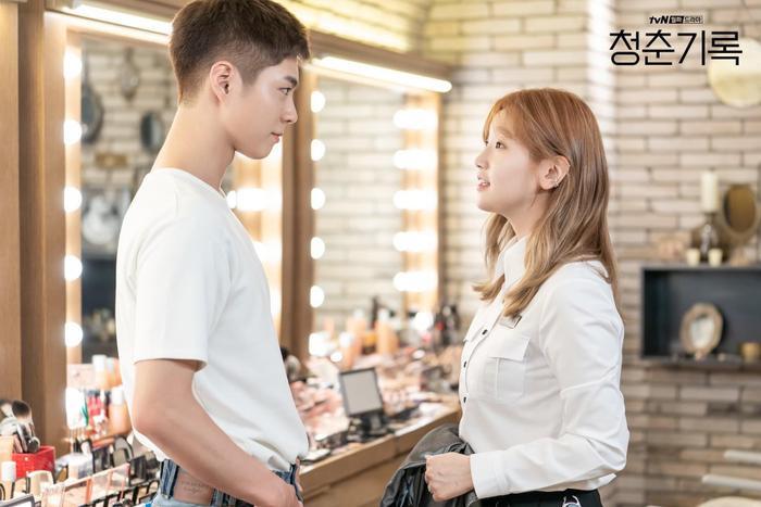 10 diễn viên - phim Hàn hot tuần 2 tháng 9: Lee Jun Ki 'bại trận' trước Park Bo Gum Ảnh 2