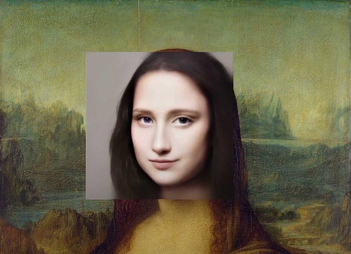 Nhan sắc thật của nàng Mona Lisa được mô phỏng hoàn hảo bằng AI Ảnh 3