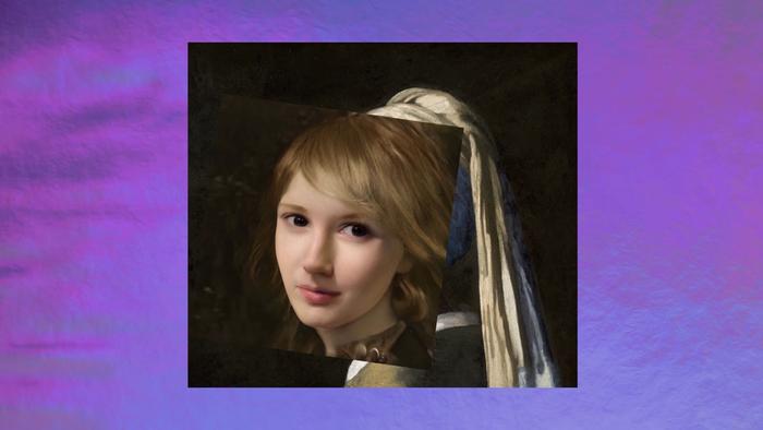 Nhan sắc thật của nàng Mona Lisa được mô phỏng hoàn hảo bằng AI Ảnh 6