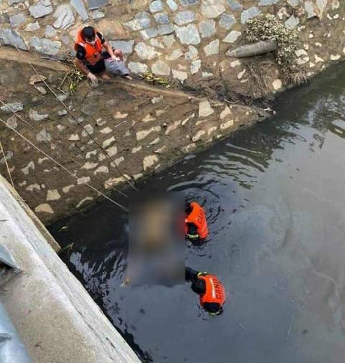 Người phụ nữ tử vong bất thường, thi thể được tìm thấy người dưới kênh nước ở Đà Nẵng Ảnh 1