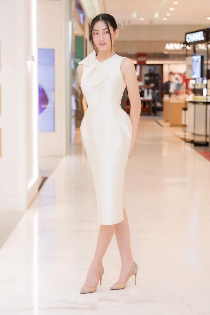 Thuộc hai thế hệ nhan sắc khác nhau, Mai Phương Thúy - Lương Thuỳ Linh vẫn cùng dẫn đầu Top sao đẹp tuần qua Ảnh 4
