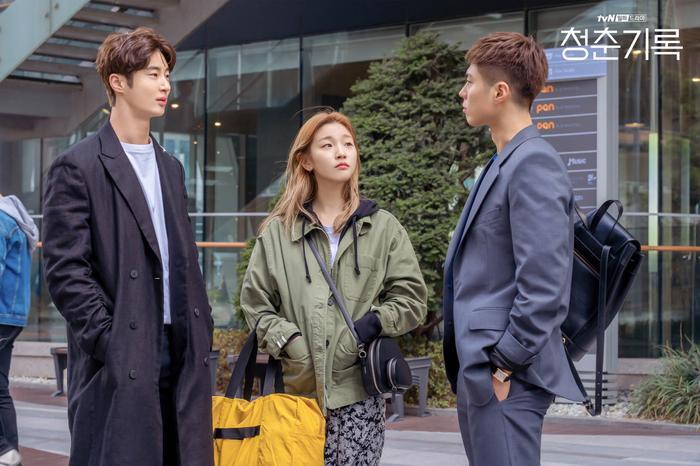 Phim của Park Bo Gum dẫn đầu rating đài cáp, 'hạ gục' phim của Choi Jin Hyuk và Lee Do Hyun Ảnh 6
