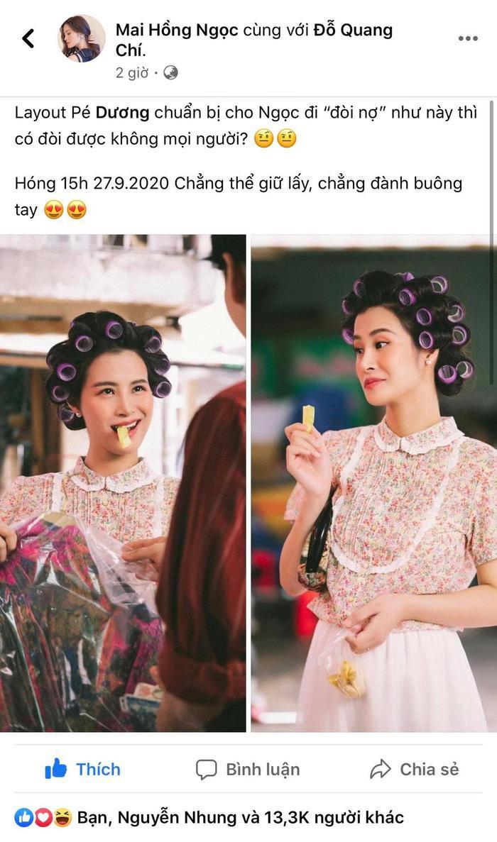 Đông Nhi khoe tạo hình cameo MV Ngô Kiến Huy, Diệu Nhi liền tay rào trước muốn kết hợp... 'đòi nợ' chung? Ảnh 1