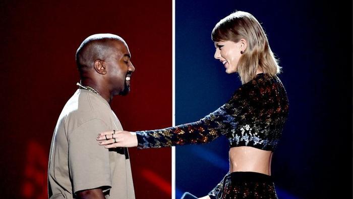 Kanye West tuyên bố sẽ đòi lại công bằng cho Taylor Swift Ảnh 1