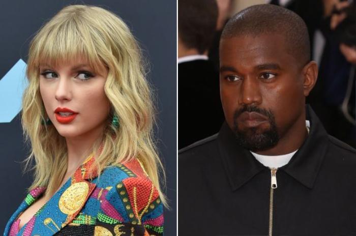 Kanye West tuyên bố sẽ đòi lại công bằng cho Taylor Swift Ảnh 6
