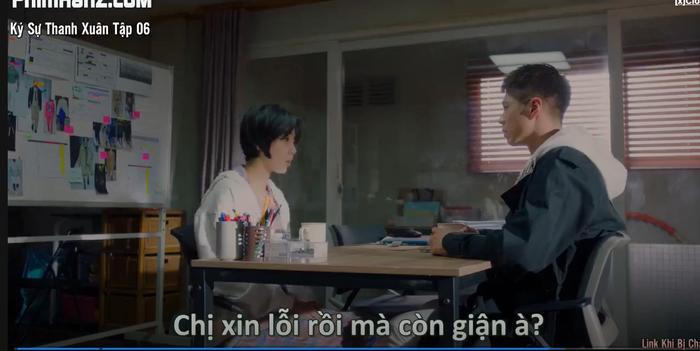Ký sự thanh xuân tập 6: Park Bo Gum bất ngờ tỏ tình với Park So Dam và họ có nụ hôn đầu lãng mạn Ảnh 11