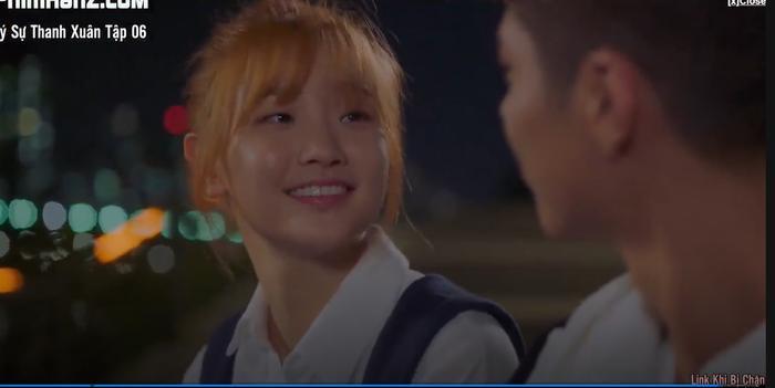 Ký sự thanh xuân tập 6: Park Bo Gum bất ngờ tỏ tình với Park So Dam và họ có nụ hôn đầu lãng mạn Ảnh 9