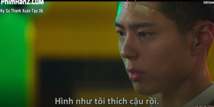 Ký sự thanh xuân tập 6: Park Bo Gum bất ngờ tỏ tình với Park So Dam và họ có nụ hôn đầu lãng mạn Ảnh 2
