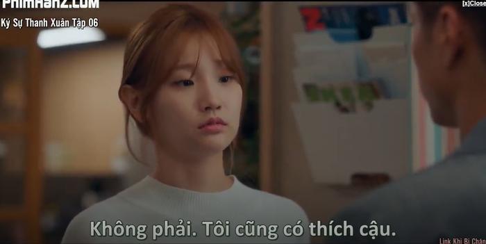 Ký sự thanh xuân tập 6: Park Bo Gum bất ngờ tỏ tình với Park So Dam và họ có nụ hôn đầu lãng mạn Ảnh 5