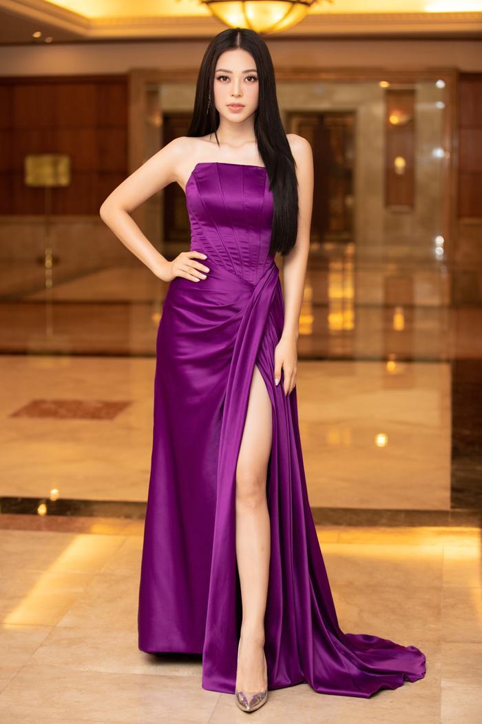 Tiểu Vy - Phương Nga - Thúy An rạng rỡ thu hút mọi ánh nhìn, tự hào nhìn lại 2 năm nhiệm kỳ Hoa hậu Việt Nam Ảnh 2
