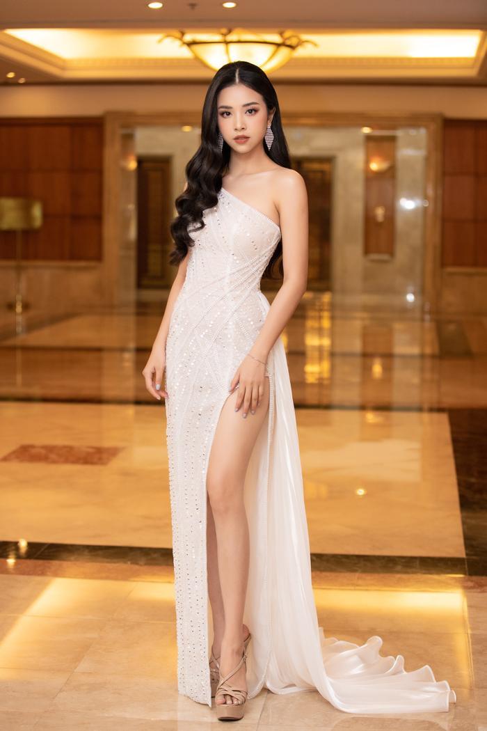 Tiểu Vy - Phương Nga - Thúy An rạng rỡ thu hút mọi ánh nhìn, tự hào nhìn lại 2 năm nhiệm kỳ Hoa hậu Việt Nam Ảnh 6