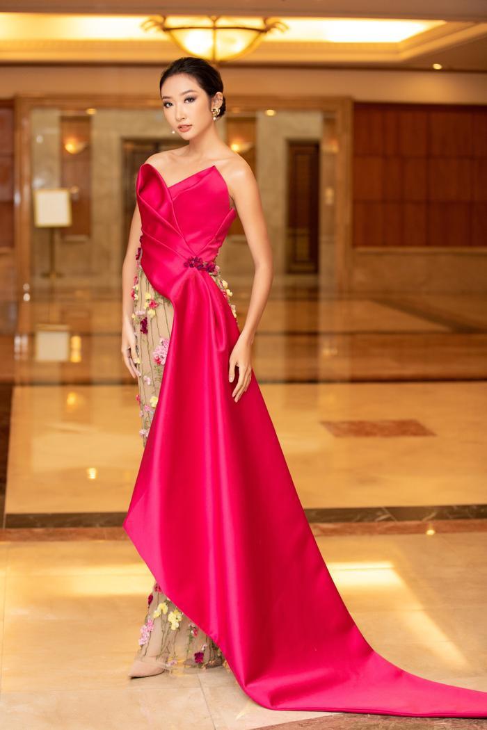 Tiểu Vy - Phương Nga - Thúy An rạng rỡ thu hút mọi ánh nhìn, tự hào nhìn lại 2 năm nhiệm kỳ Hoa hậu Việt Nam Ảnh 11