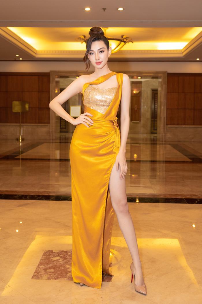 Tiểu Vy - Phương Nga - Thúy An rạng rỡ thu hút mọi ánh nhìn, tự hào nhìn lại 2 năm nhiệm kỳ Hoa hậu Việt Nam Ảnh 8