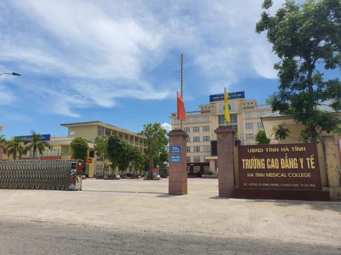 Cao đẳng Y tế Hà Tĩnh xin xem xét, công nhận bằng tốt nghiệp của 125 học viên trước đó bị yêu cầu thu hồi Ảnh 1