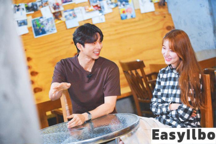 Gong Yoo sốc khi xem lại cảnh hôn 'ướt át' với Yoon Eun Hye: Lập tức đứng Top 1 Naver Ảnh 1