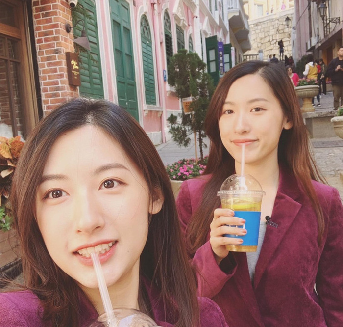 Cặp chị em song sinh Trung Quốc từng tốt nghiệp ĐH Harvard danh tiếng bây giờ ra sao? Ảnh 6