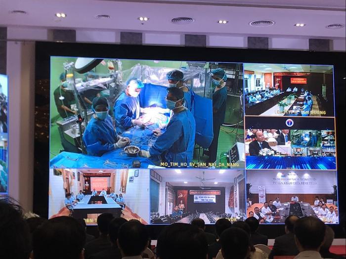 Khánh thành 1000 cơ sở y tế khám, chữa bệnh từ xa... người dân ở bất cứ đâu đều có cơ hội sử dụng dịch vụ y tế chất lượng cao nhất Ảnh 4