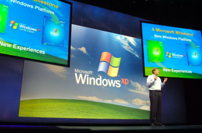 Mã nguồn của hệ điều hành Windows XP lần đầu rò rỉ trên Internet Ảnh 1