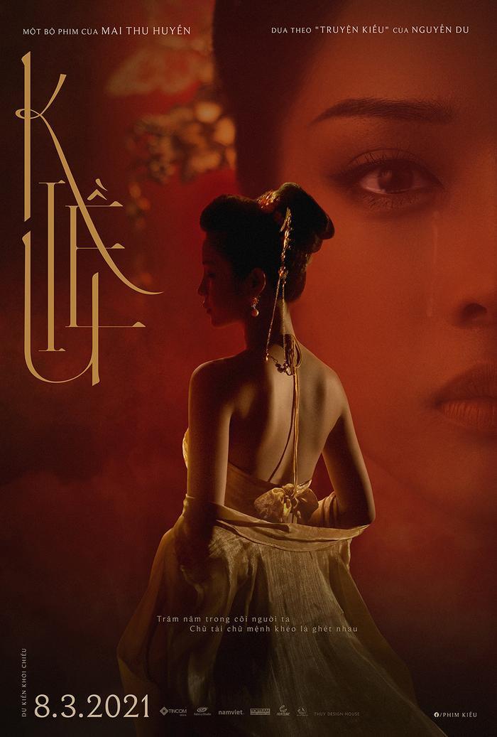 Phim 'Kiều' tung hình ảnh poster đầu tiên, hé lộ dàn tên tuổi kỳ cựu góp mặt Ảnh 1